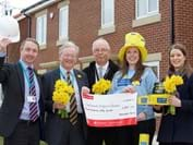 First 42 affordable homes are completed on the Willow Estate in Thorne