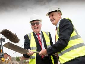 Brighton Road - turf cutting.jpg