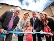 Celebration as 58 new Stonewater  affordable homes open in Poundbury