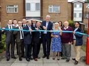 Ribbon-cutting celebration as new landlords take stock in Manchester