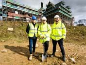Cookridge hospital start on site.jpg