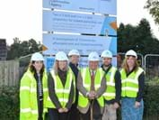 Local housing partnership set to deliver 10 much-needed affordable homes in Chilcompton