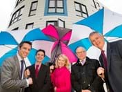 102 reasons to celebrate as two major affordable  housing schemes open in Southampton city centre