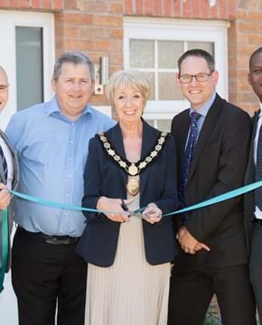 New Stonewater development boosts affordable housing in Market Harborough