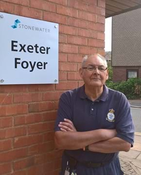 'Legendary' local man shortlisted for national Foyer award