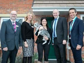 Justin Tomlinson MP visits Stonewater homes.jpg
