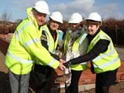 Construction starts on Blandford affordable homes pr.JPG
