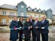 Stonewater opens 21 new affordable homes in Weymouth